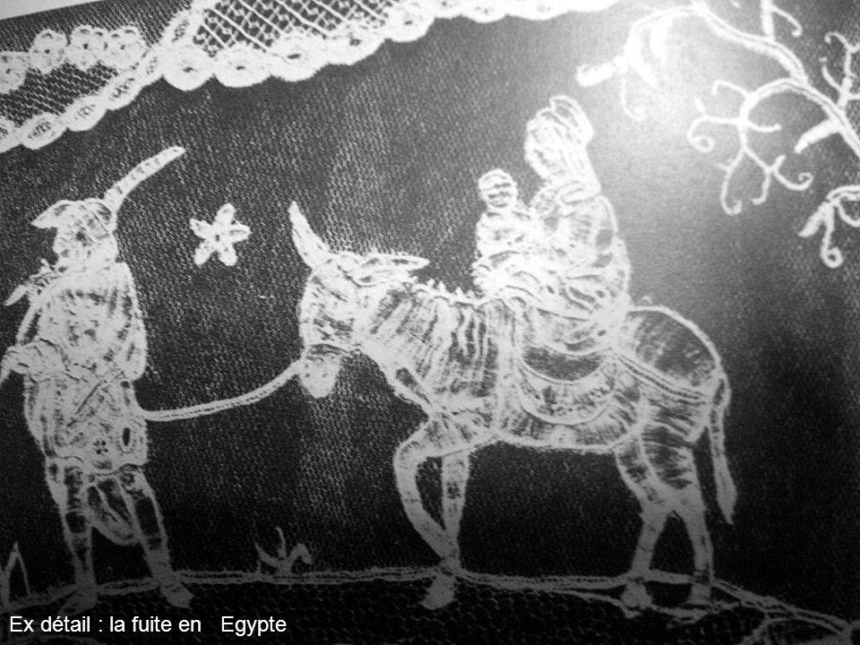 Ex détail : la fuite en Egypte