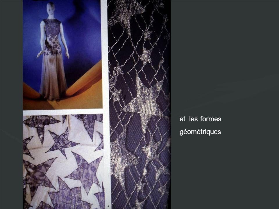 et les formes géométriques