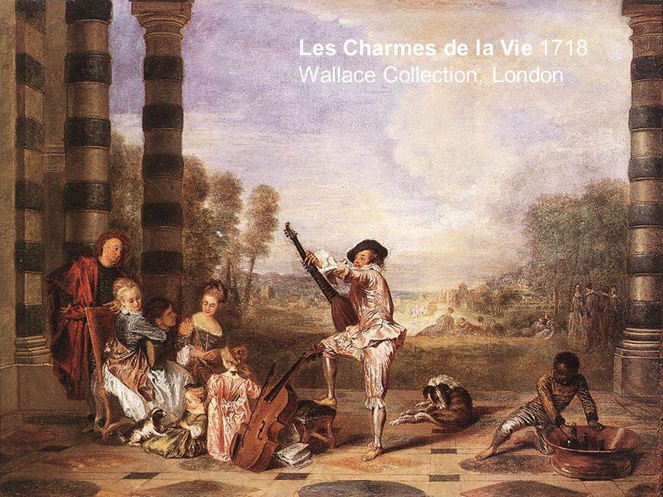 Les Charmes de la Vie 1718 Wallace Collection, London