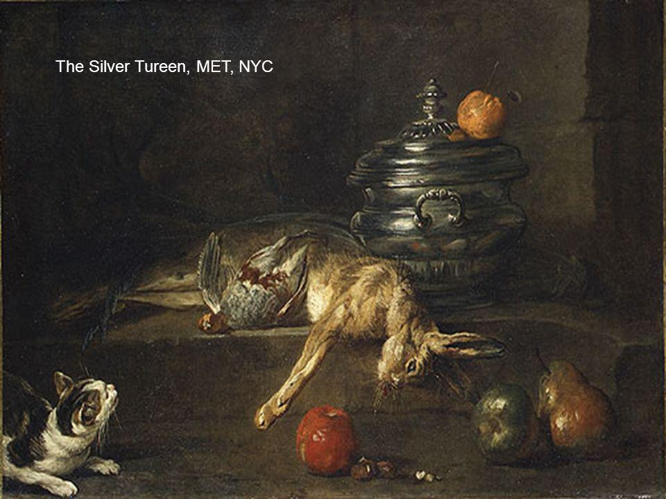 The Silver Tureen, MET, NYC