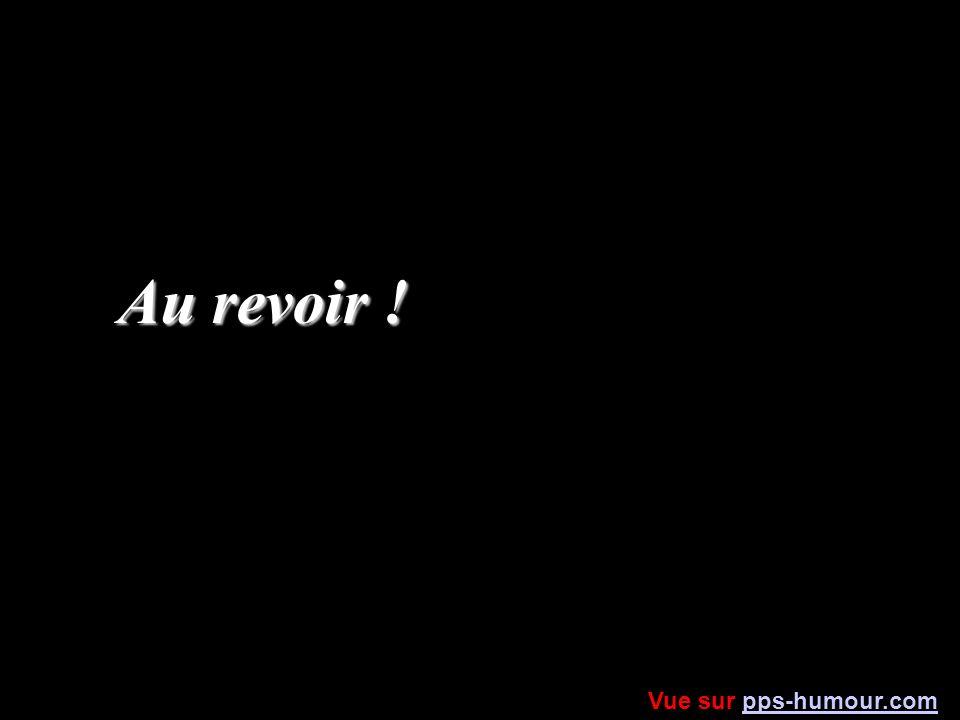 Au revoir ! Vue sur pps-humour.compps-humour.com