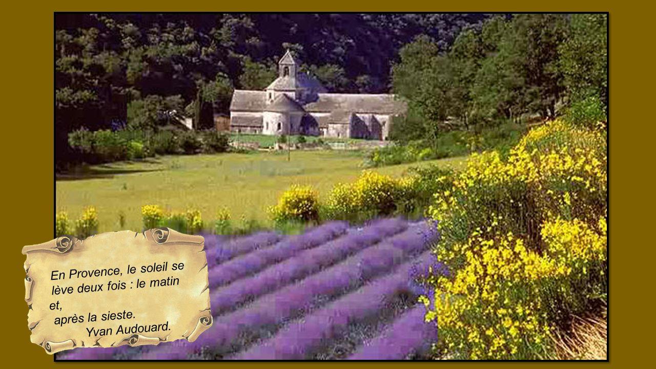 La Provence, qui laime.. aime le Monde ou naime rien. Jean Giono