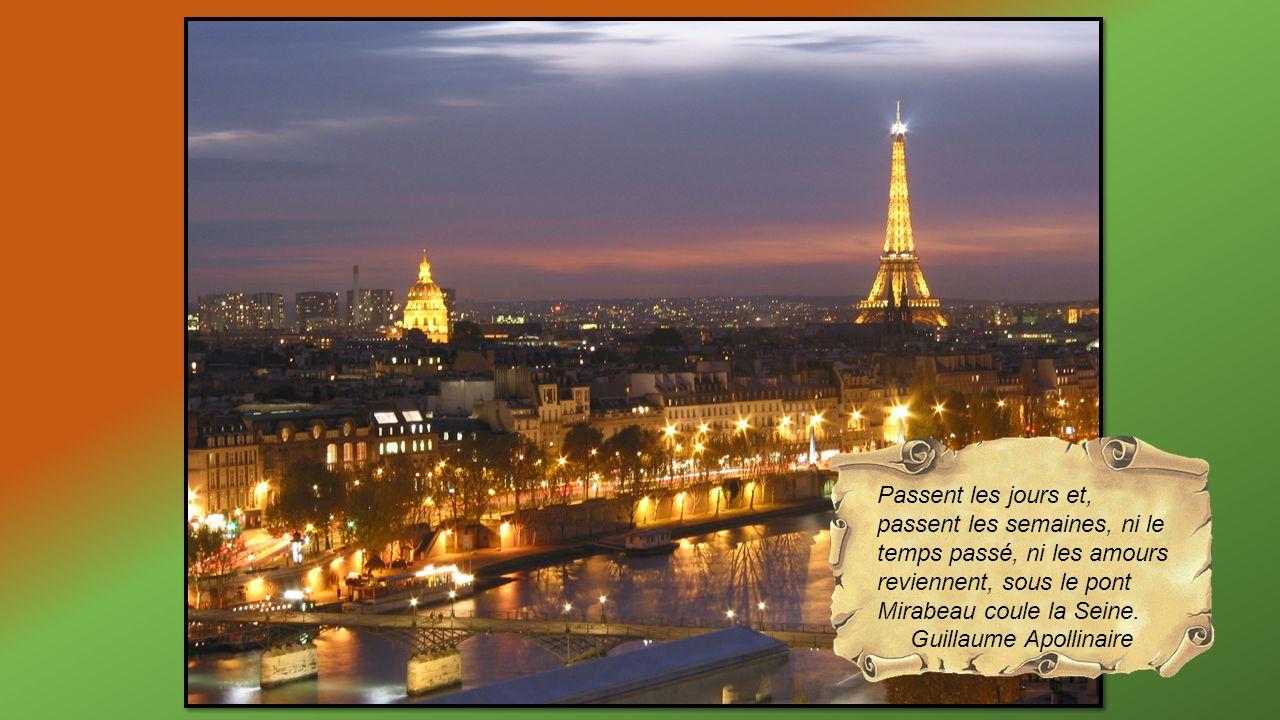 Paris sera toujours Paris.. Quest-ce que tu veux quil fasse dautre ? ! Frédéric Dard