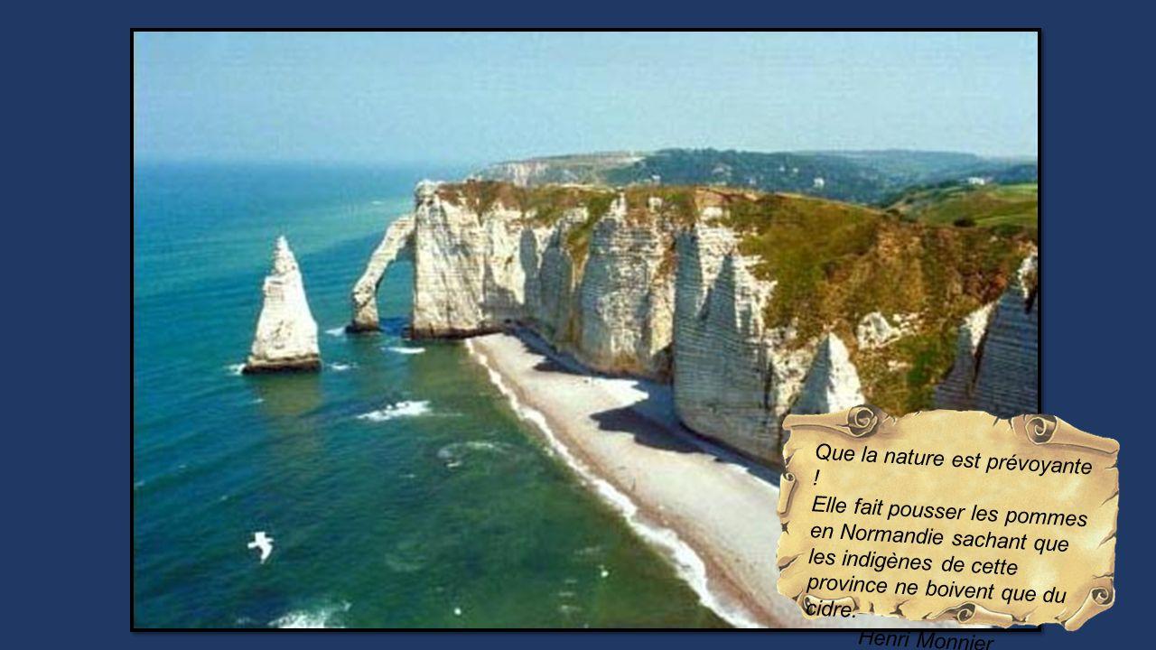 On dit que les Normands naiment pas parler, cest quils naiment pas répondre..ce nest pas la même chose.!! Frédéric Vargas