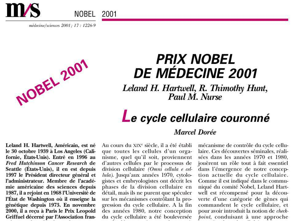 2 Medecine Science 2001, 17 (11), 1226