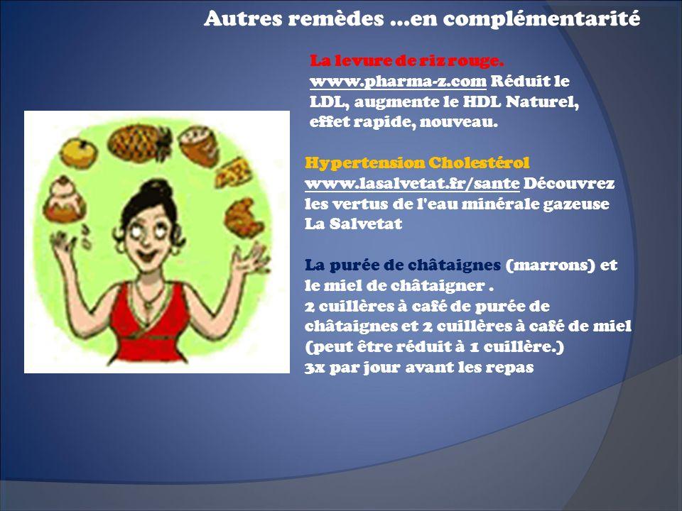 La levure de riz rouge. www.pharma-z.com Réduit le LDL, augmente le HDL Naturel, effet rapide, nouveau. Hypertension Cholestérol www.lasalvetat.fr/san