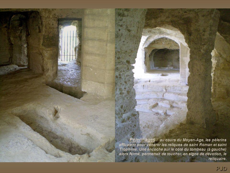 Un vrai labyrinthe de pierre PJD