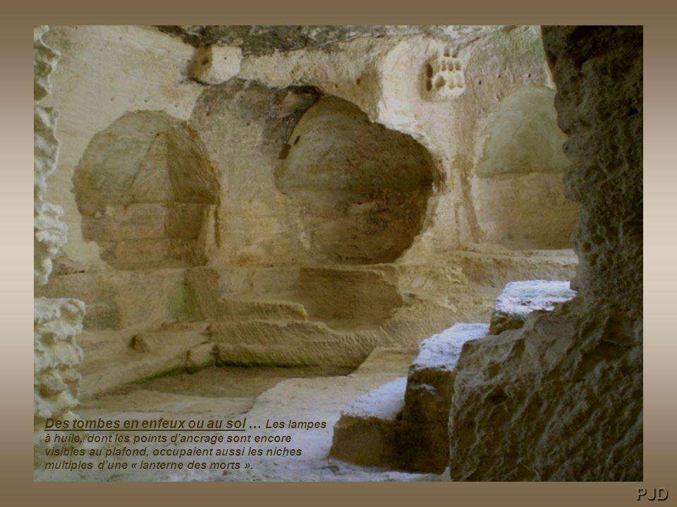Une absidiole et 1000 ans de prières PJD