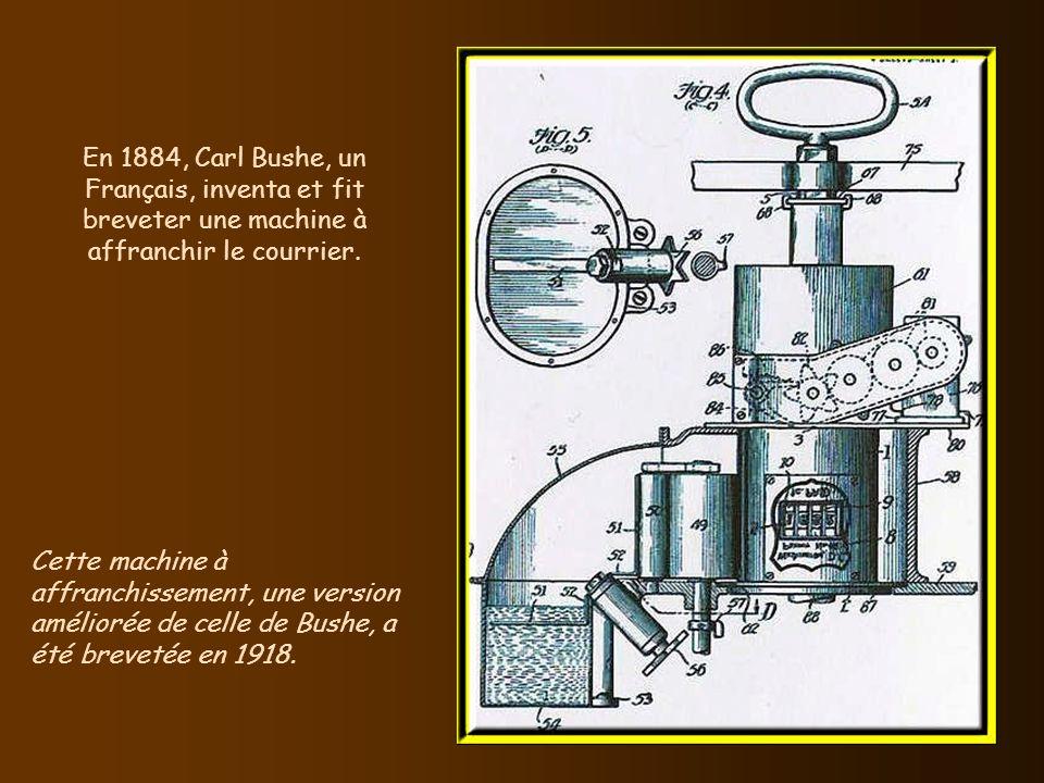 En 1884, lAméricain Hiram Maxim changea à jamais lart de la guerre avec linvention de la mitraillette automatique. Ci-dessus, Hiram Maxim pose avec sa