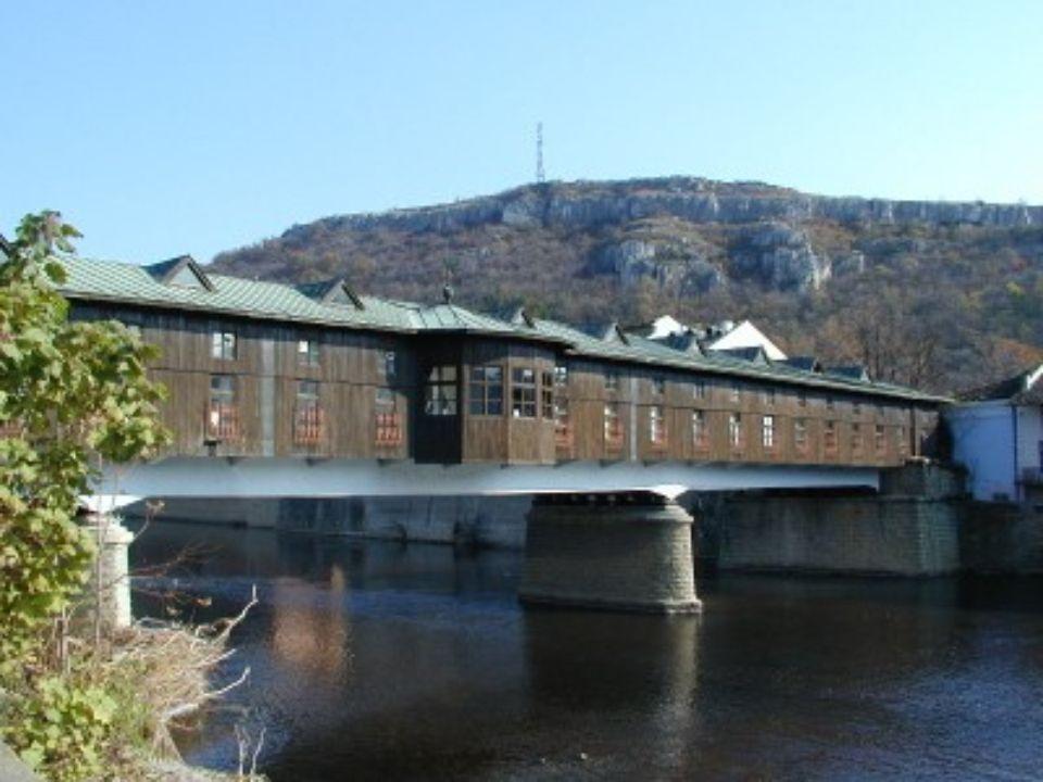 PONT NGRUEV Lovech Bulgarie Ce pont enjambe la rivière Osam.