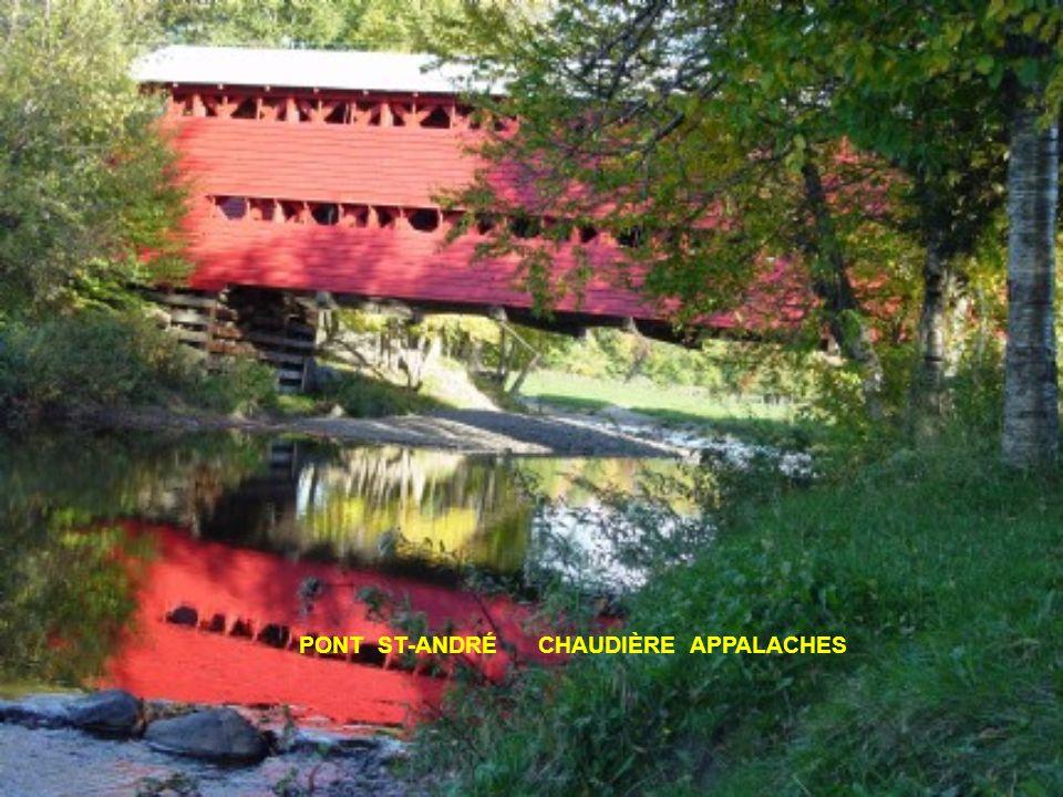 Un pont couvert est un pont construit en bois. Il comporte un plancher supporté par des longerons ou des traverses, appuyé sur deux poutres triangulée