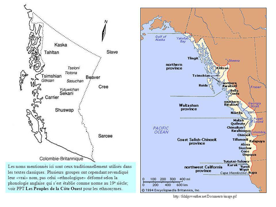 Masque Bella Coola Masque Coast Salish Les peuples de cette zone sont connus pour leurs arts décoratifs et pour leurs rituels et cérémonies très «théâtrales».