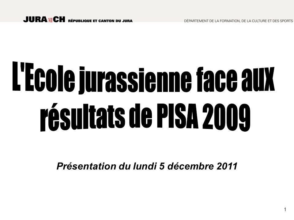 Présentation du lundi 5 décembre 2011 1