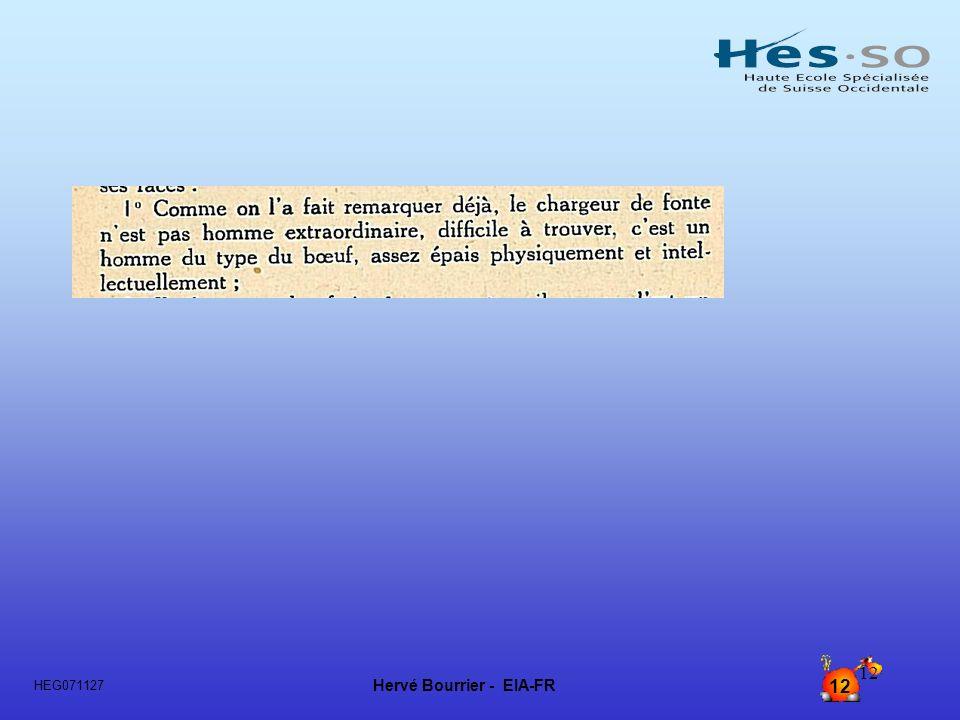 Hervé Bourrier - EIA-FR 12 HEG071127 12