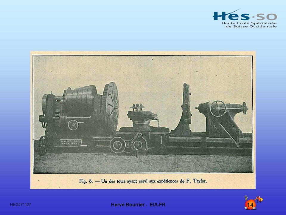 Hervé Bourrier - EIA-FR 14 HEG071127 14
