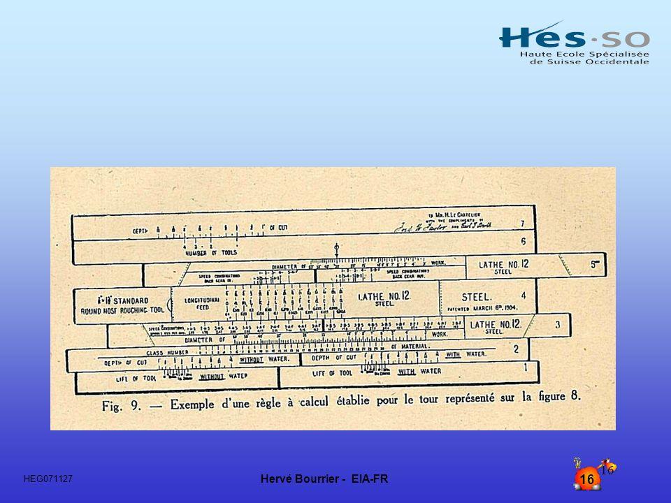Hervé Bourrier - EIA-FR 16 HEG071127 16