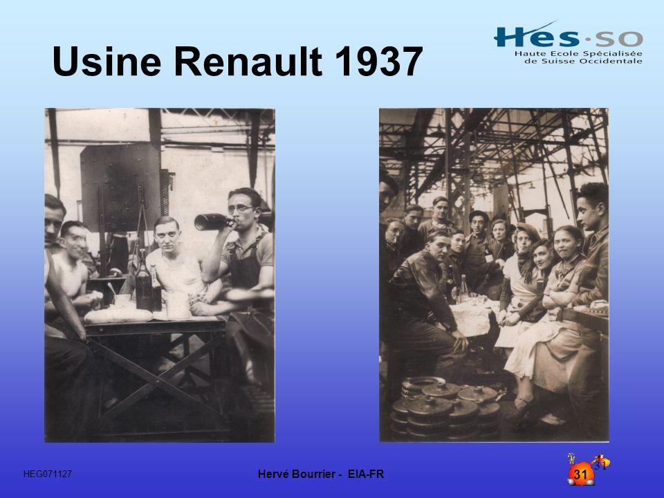 Hervé Bourrier - EIA-FR 31 HEG071127 31 Usine Renault 1937