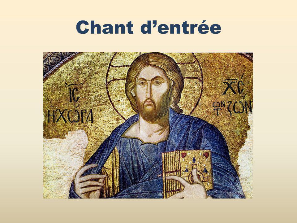 Christ aujourdhui nous appelle, Christ aujourdhui nous envoie .