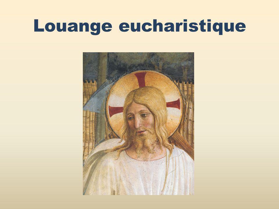 Louange eucharistique