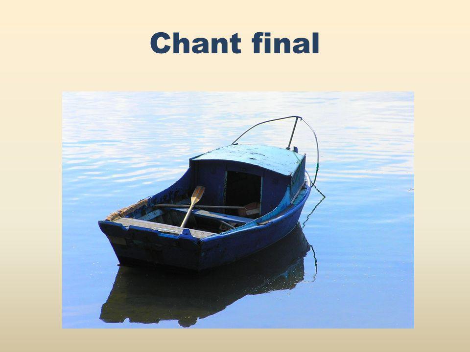 Chant final