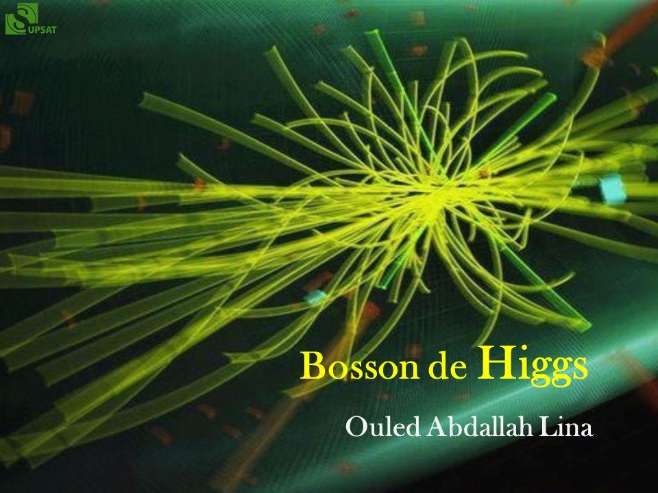 Bosson de Higgs Ouled Abdallah Lina