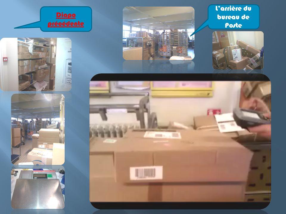 précédent Sommaire suivant LundiMardiMercrediJeudiVendredi MatinAccueil des clients à la caisse.