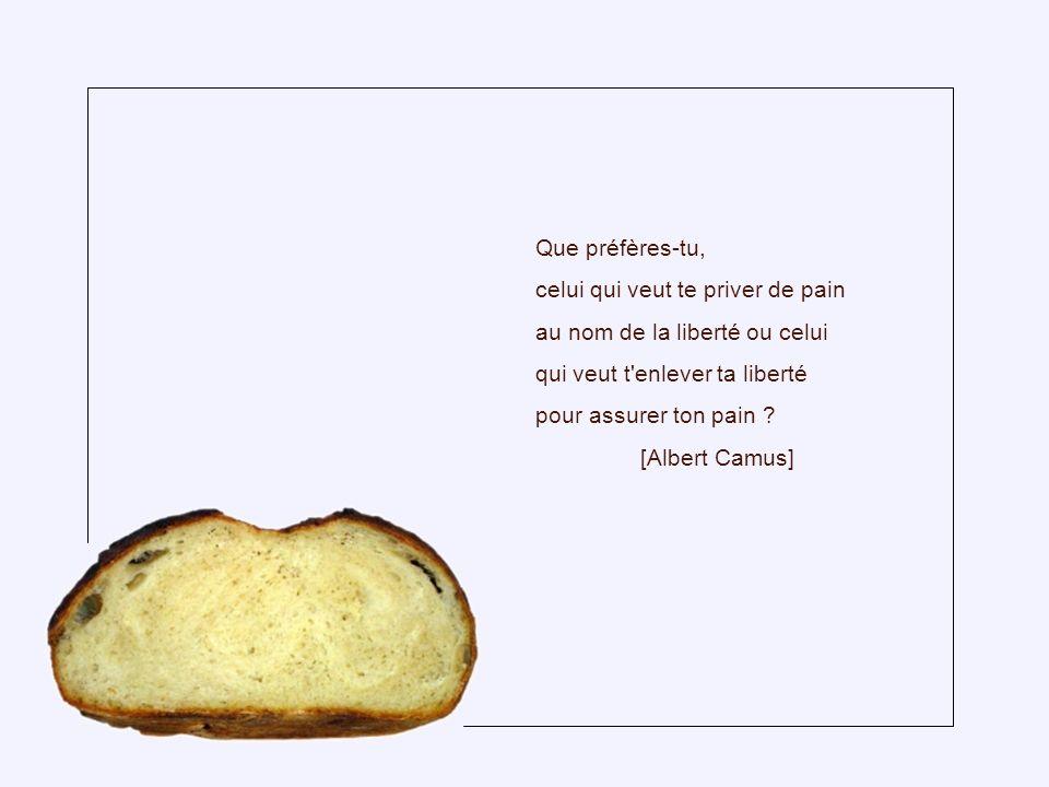 Celui qui est né pour un petit pain n'en aura jamais un gros. [Proverbe québéquois]