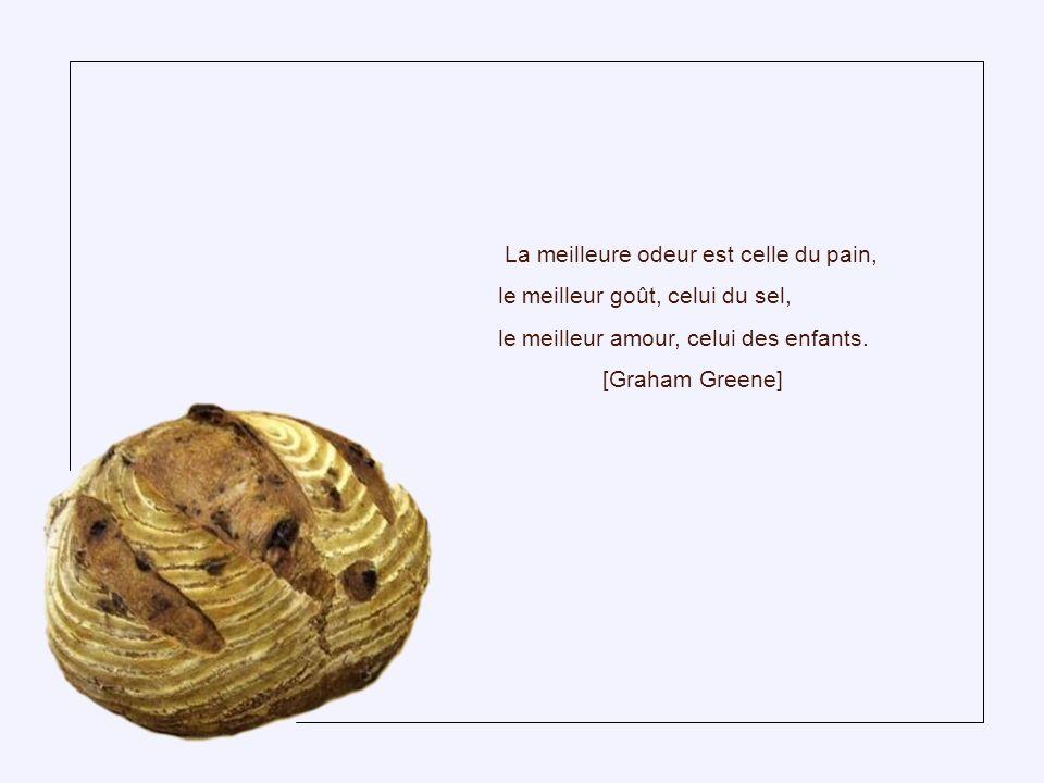 Celui qui manque trop du pain quotidien n a plus aucun goût au pain éternel. [Charles Péguy]