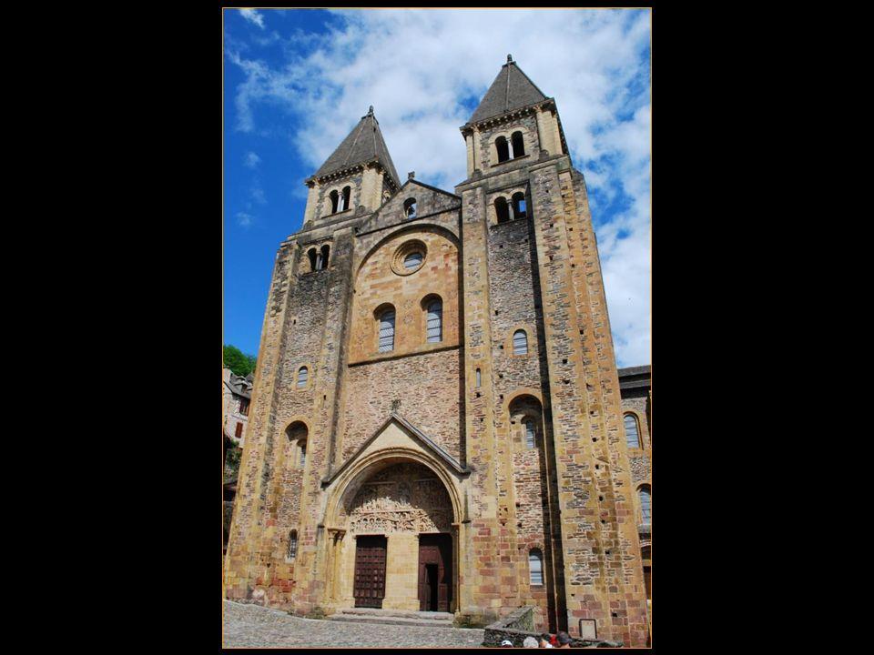 Au XI siècle Sainte Foy, au nom symbolique, patronne la croisade de la Reconquista espagnole