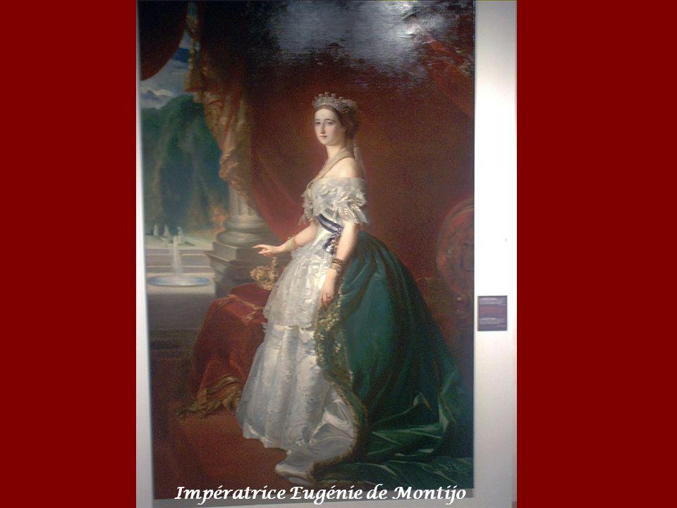 Impératrice Eugénie de Montijo