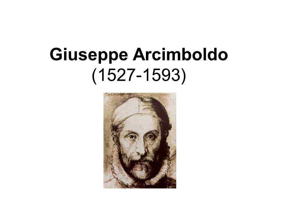 Qui était ARCIMBOLDO .