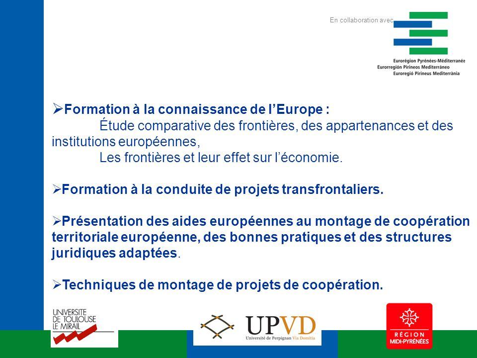 Formation à la connaissance de lEurope : Étude comparative des frontières, des appartenances et des institutions européennes, Les frontières et leur effet sur léconomie.