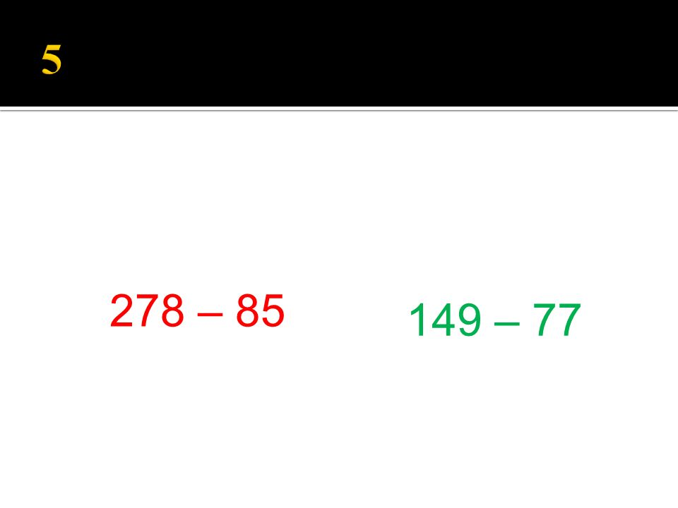 149 – 77 278 – 85