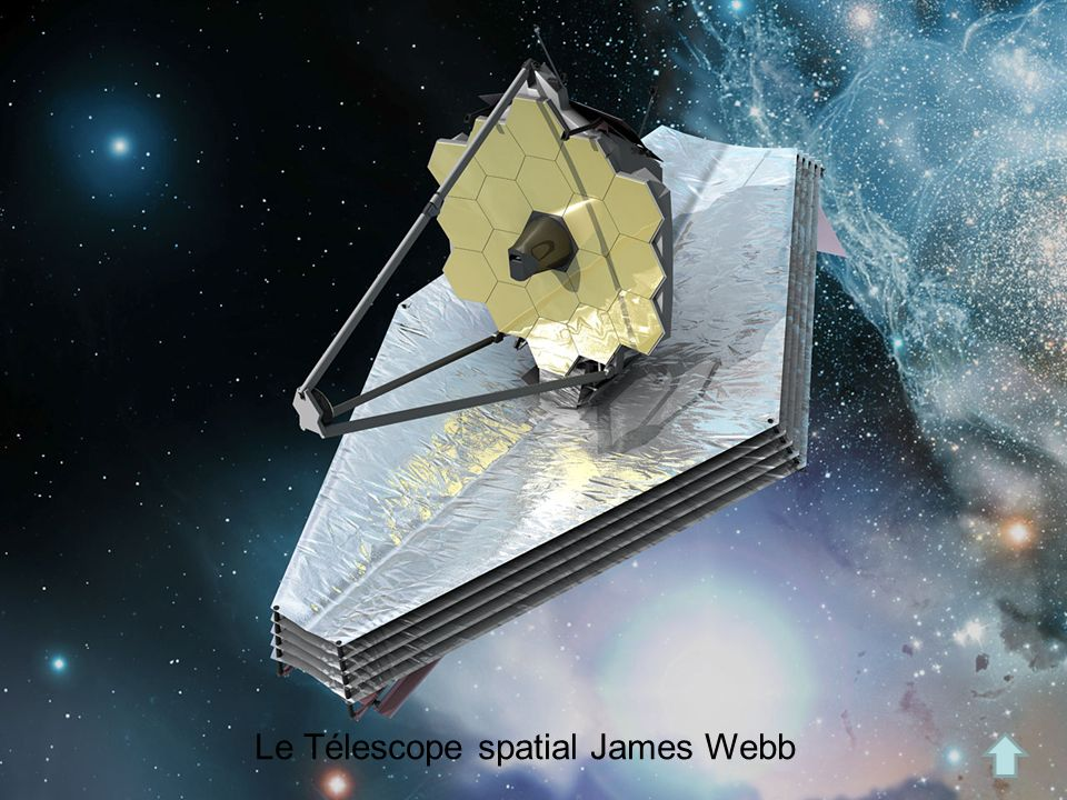 Le Télescope spatial James Webb