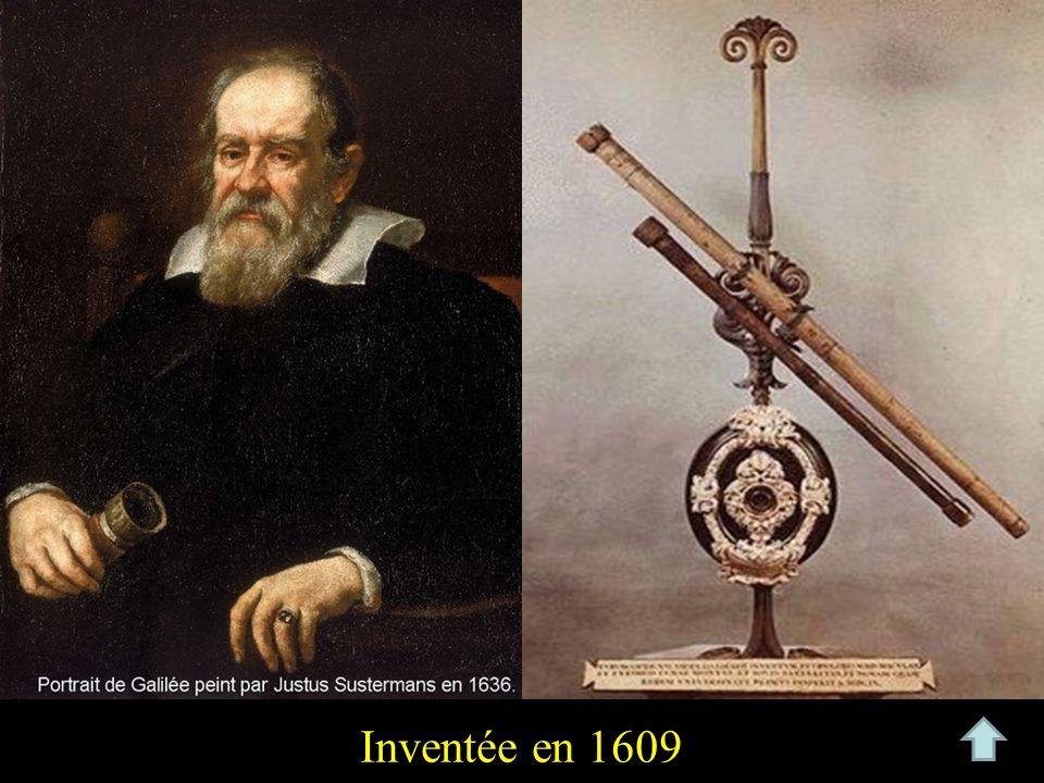 Inventée en 1609