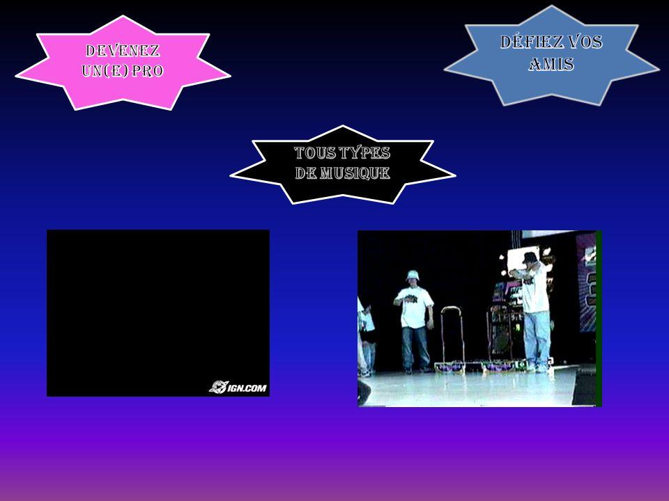 Année États- Unis JaponEurope 2003124,29 200411,148,5 200510,84,88,6 200614,47,411,6 200717,19,313,5 200817,19,713,9 Chiffres de vente des jeux vidéo dans le monde (en milliards deuros) Just Dance passe les 2 millions sur console ou en arcade Sorti l an dernier, Just Dance vient en effet de franchir la barre des deux millions d exemplaires vendus dans le monde.Just Dance
