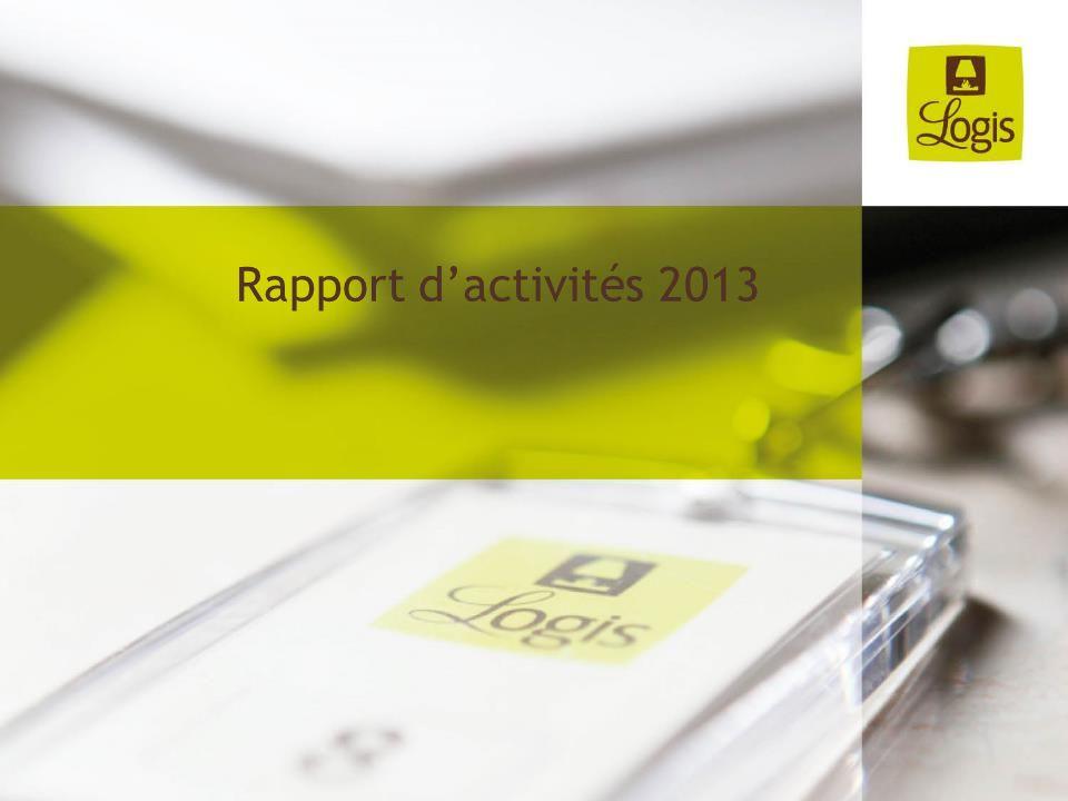 Rapport dactivités 2013