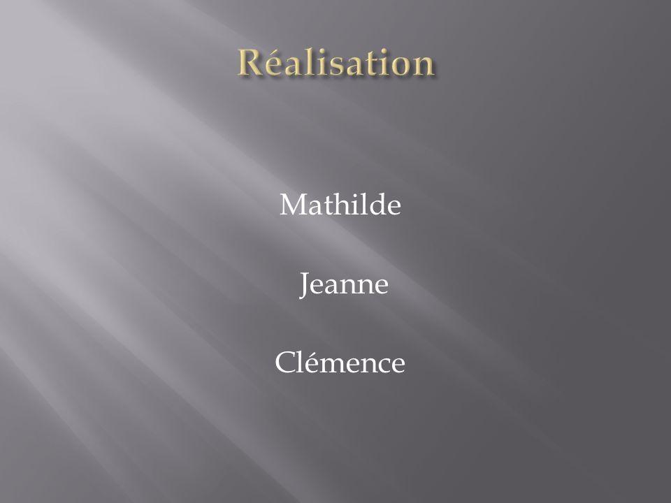 Mathilde Jeanne Clémence