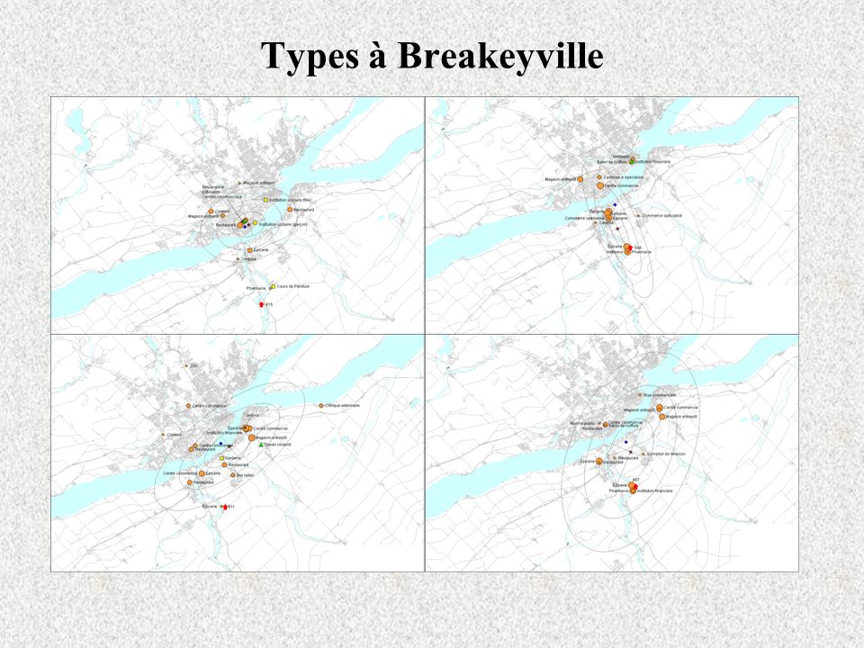Types à Breakeyville