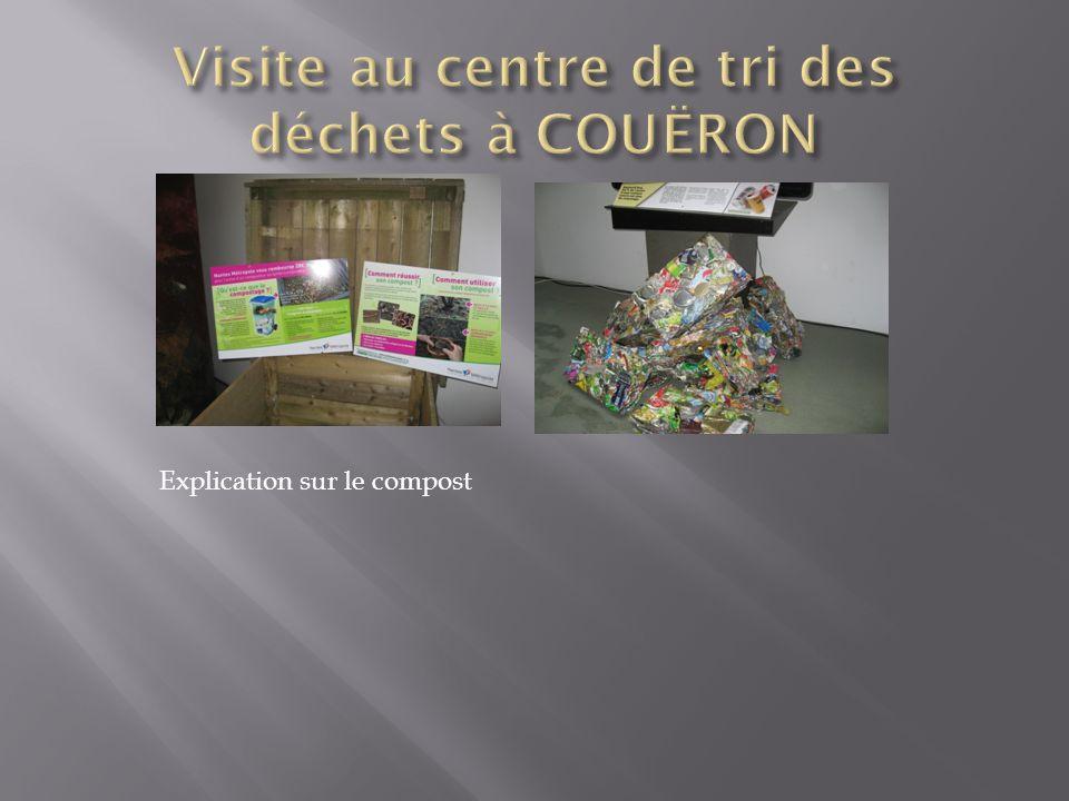 Explication sur le compost