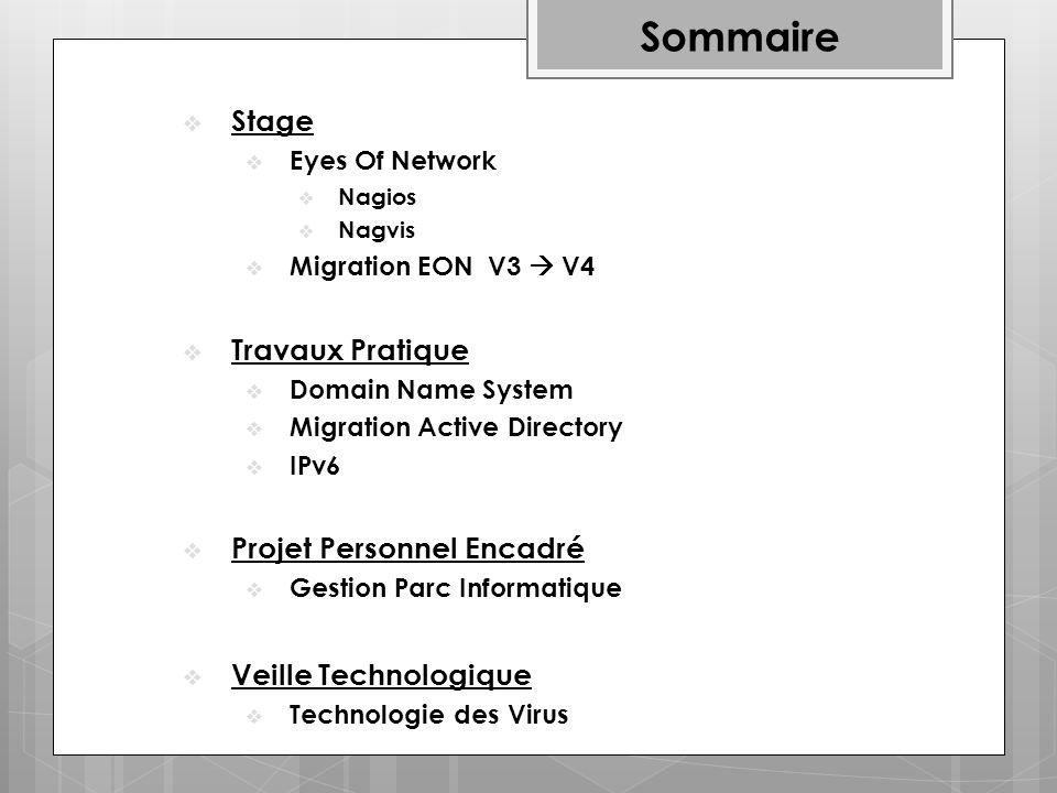Migration Active Directory Préparation du contrôleur à migrer Configuration du nouveau contrôleur Transfert de rôles FSMO Suppression de lancien contrôleur Augmentation du niveau fonctionnel Travaux Pratique