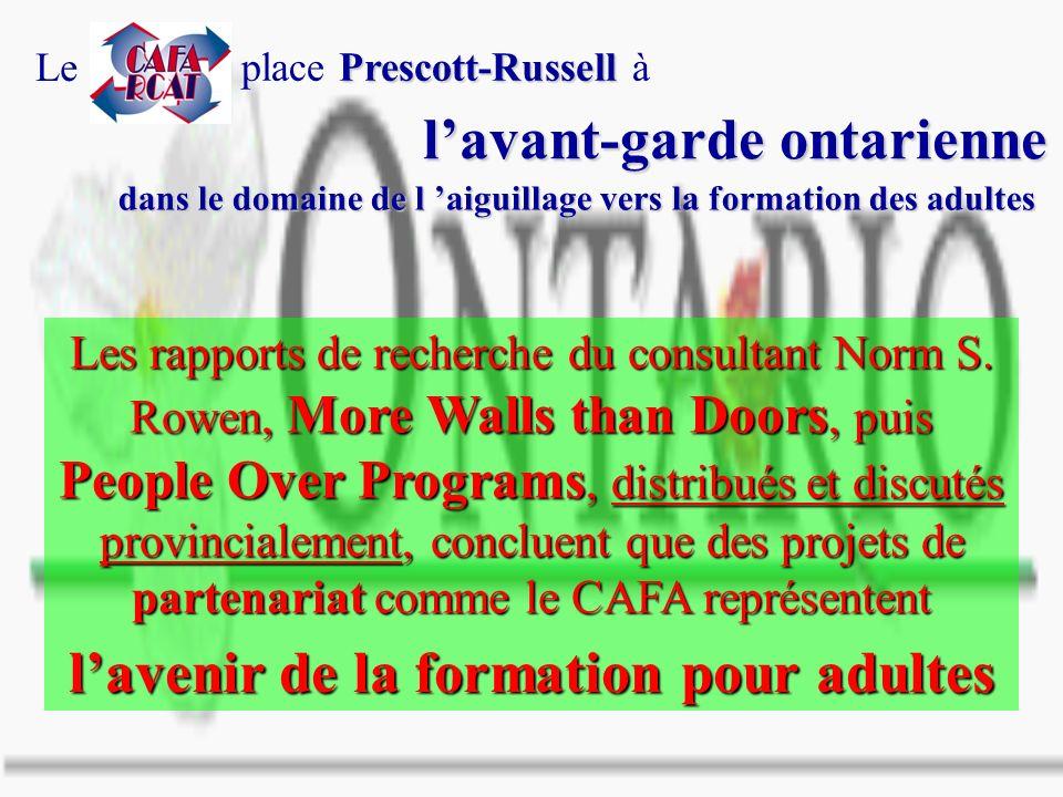 Le CAFA permet de rejoindre de nouveaux bassins dapprenants Pourquoi.