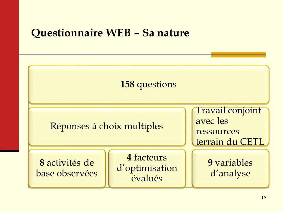 Questionnaire WEB – Sa nature 16