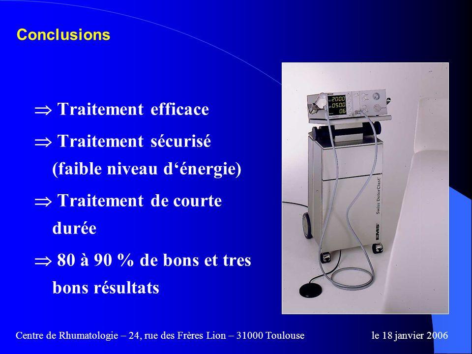 Centre de Rhumatologie – 24, rue des Frères Lion – 31000 Toulousele 18 janvier 2006 La pièce à main Application contrôlée (indicateur de force) Applic