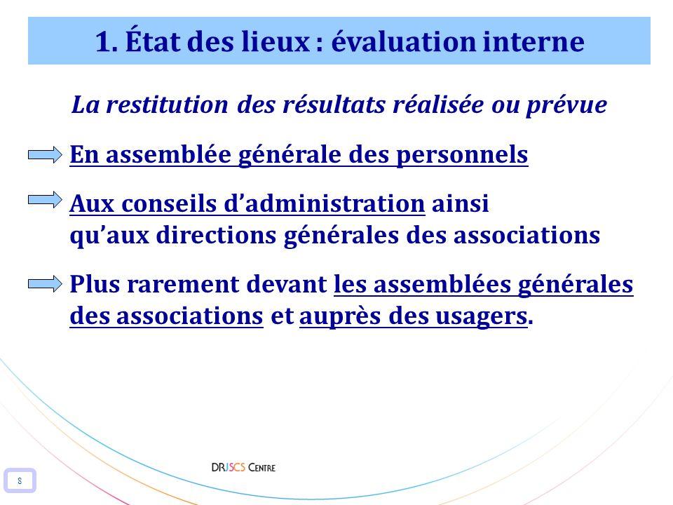 19 2.Perspectives : attendus et organisation Le renouvellement de lautorisation est automatique.