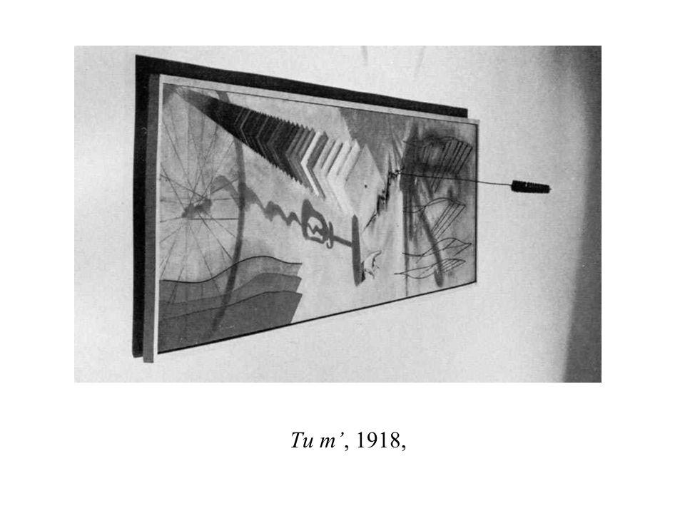 Tu m, 1918,