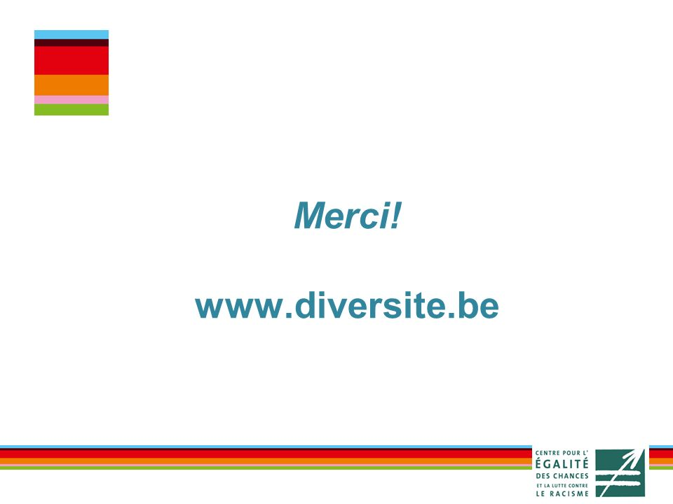 Merci! www.diversite.be