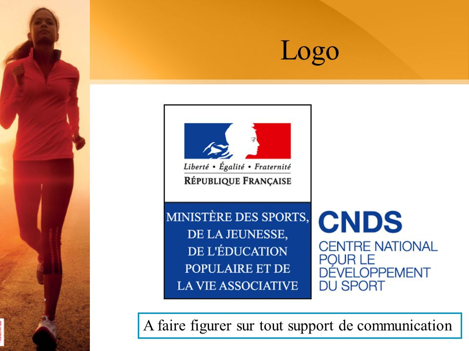Logo A faire figurer sur tout support de communication
