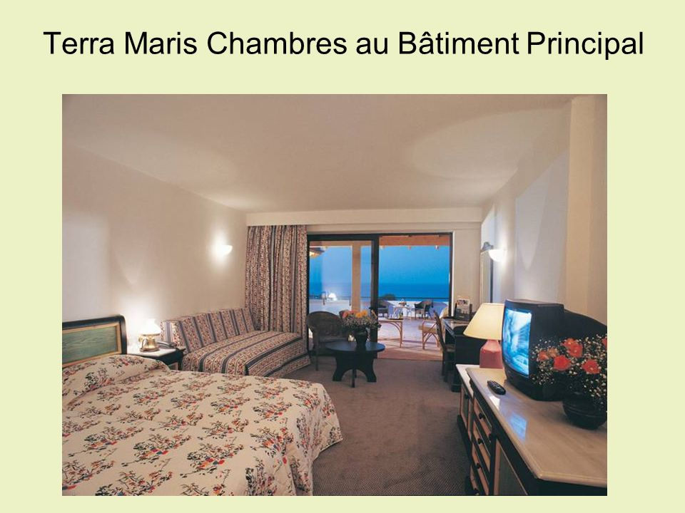Terra Maris Chambres au Bâtiment Principal