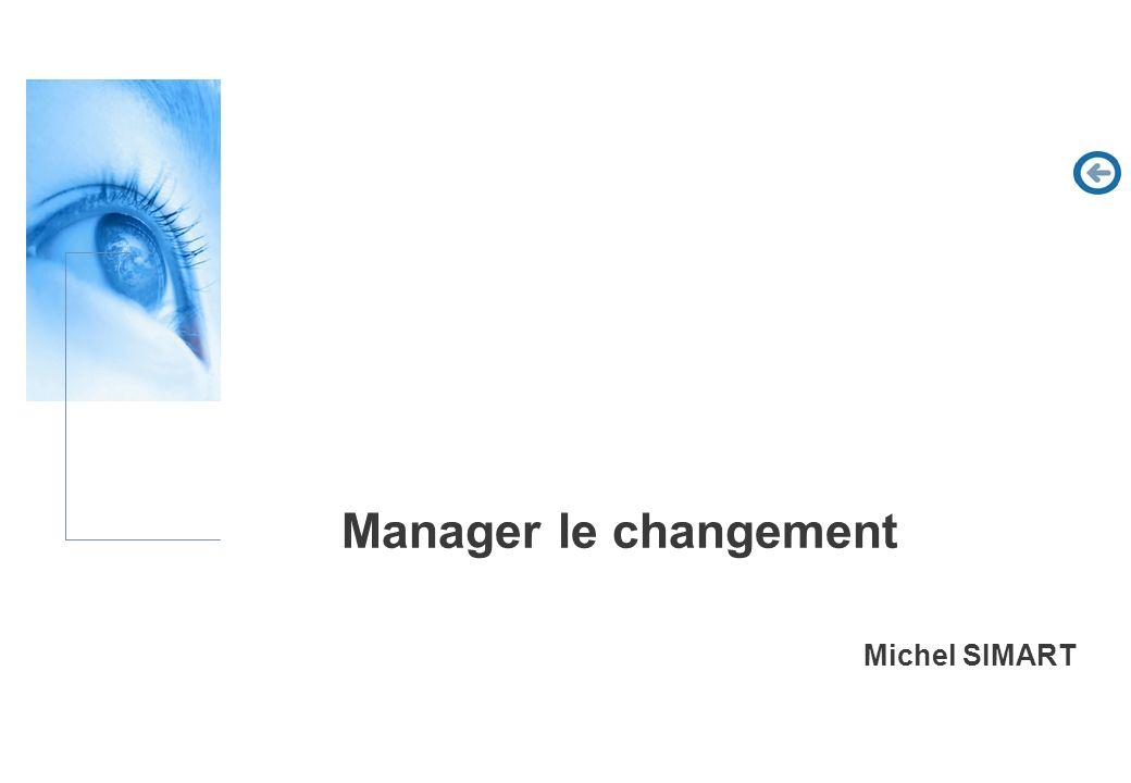 Définition du changement Le changement désigne : la démarche qui accompagne la vie de toute organisation, entreprise, face à linstabilité et au développement de son environnement.